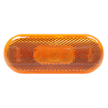 Jokon SMLR2000 12.1001.001 Caravan Motorhome Amber Side Marker Light Lamp